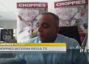 Choppies revenue up 34%