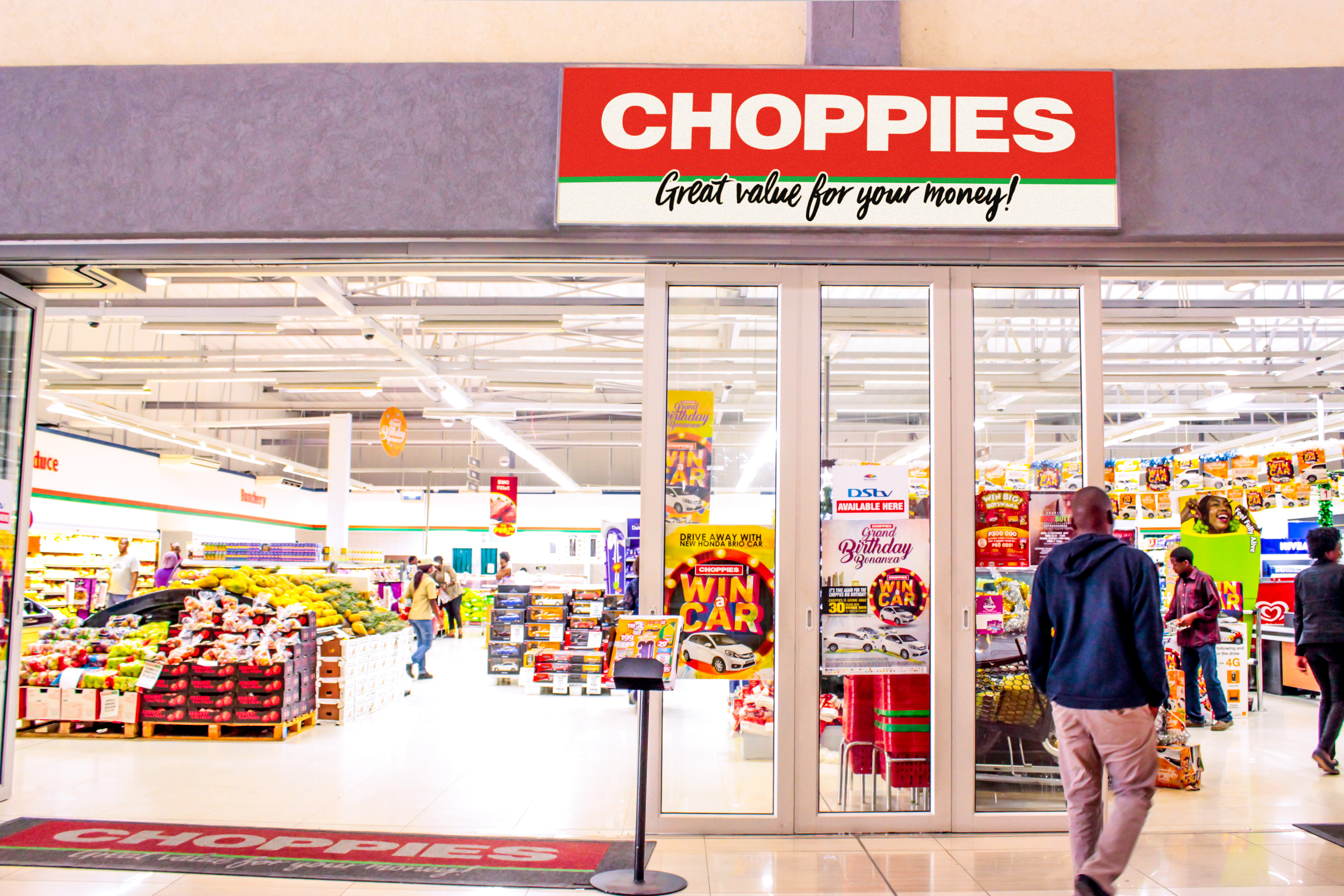 About Us – Choppies